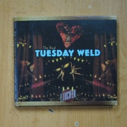 THE REAL TUESDAY WELD - I LUCIFER - CD