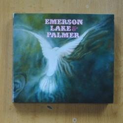 EMERSON LAKE & PALMER - EMERSON LAKE & PALMER - 3 CD