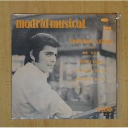 ENRIQUE LERIN MADRID MUSICAL - ME VOY (ANTOLIANO) + 3 - EP