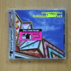 PERE UBU - CLOUDLAND - CD