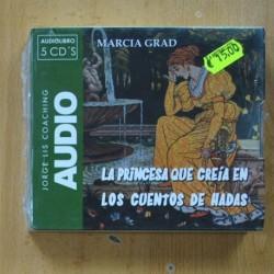 JORGE LIS COACHING - LA PRINCESA QUE CREIA EN LOS CUENTOS DE HADAS - AUDIOLIBRO CD