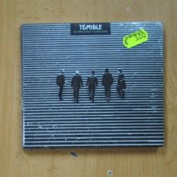 TEMIBLE - UN PRINCIPIO Y NADA MAS - CD