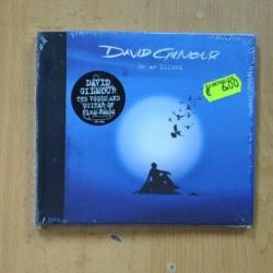 DAVID GILMOUR - ON AN ISLAND - CD