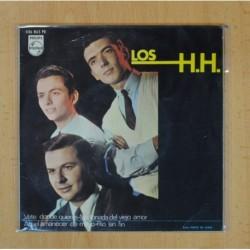LOS H.H. - VETE DONDE QUIERAS + 3 - EP