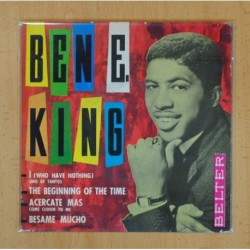 BENE KING - I (WHO HAVE NOTHING) + 3 - EP