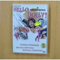 HELLO DOLLY - DVD