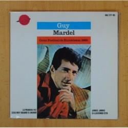 GUY MARDEL - LA PRIMERA VEZ + 3 - EP