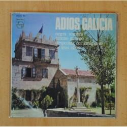 ADIOS GALICIA CORAL POLIFONICA EL ECO - NEGRA SOMBRA + 3 - EP