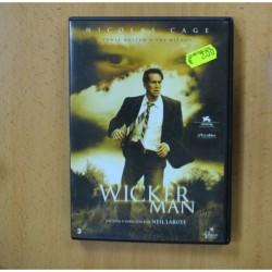 WICKER MAN - DVD