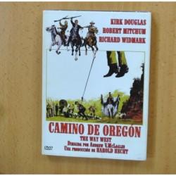 CAMINO DE OREGON - DVD