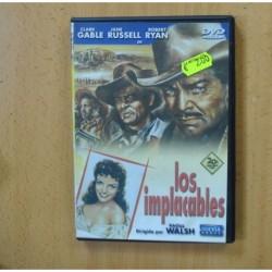 LOS IMPLACABLES - DVD