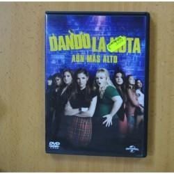 DANDO LA NOTA AUN MAS ALTO - DVD