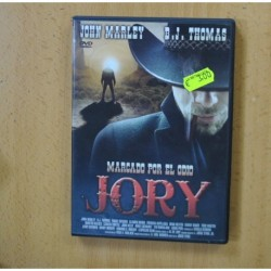 JORY MARCADO POR EL ODIO - DVD