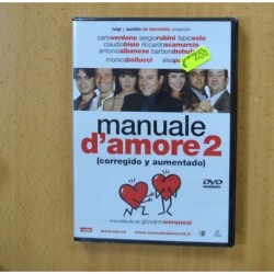 MANUALE D AMORE 2 - DVD