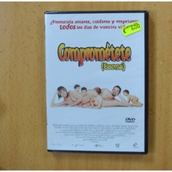 COMPROMETETE - DVD