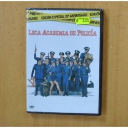 LOCA ACADEMIA DE POLICIA - DVD
