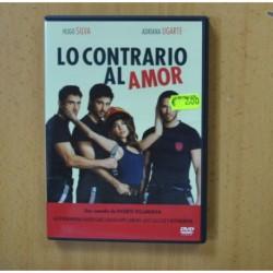 LO CONTRARIO AL AMOR - DVD