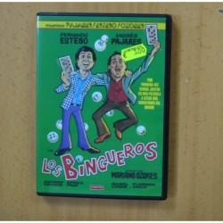 LOS BINGUEROS - DVD