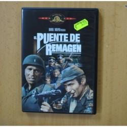 EL PUENTE DE REMAGEN - DVD