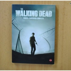 THE WALKING DEAD - CUARTA TEMPORADA - DVD