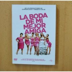 LA BODA DE MI MEJOR AMIGA - DVD