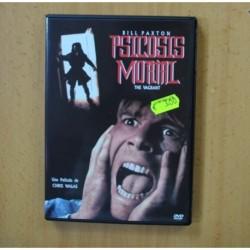 PSICOSIS MORTAL - DVD