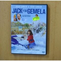 JACK Y SU GEMELA - DVD