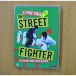 THE STREET FIGHTER - DVD