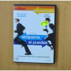 ATRAPAME SI PUEDES - 2 DVD