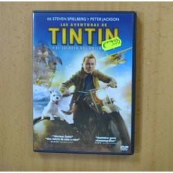 LAS AVENTURAS DE TINTIN - DVD