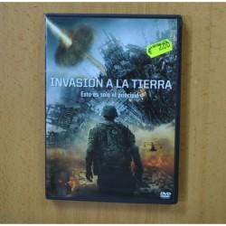 INVASION A LA TIERRA - DVD