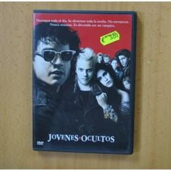 JOVENES OCULTOS - DVD