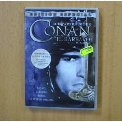 CONAN EL BARBARO - DVD