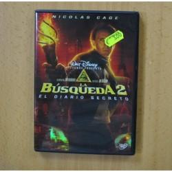 LA BUSQUEDA 2 - DVD
