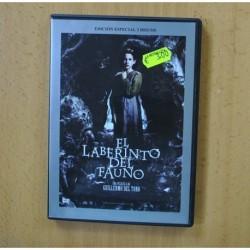 EL LABERINTO DEL FAUNO - 2 DVD