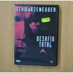 DESAFIO TOTAL - DVD