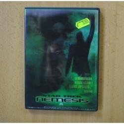 STAR TREK NEMESIS - DVD
