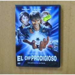 EL CHIP PRODIGIOSO - DVD