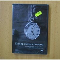 DONDE HABITA EL OLVIDO - DVD