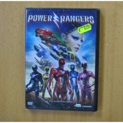 POWER RANEGRS - DVD