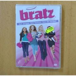 BRATZ LA PELICULA - DVD
