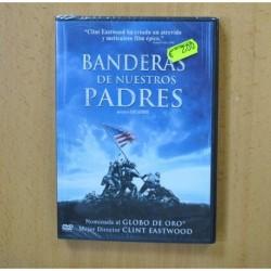 BANDERAS DE NUESTROS PADRES - DVD