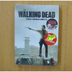 THE WALKING DEAD - TERCERA TEMPORADA - DVD