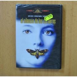 EL SILENCIO DE LOS CORDEROS - DVD