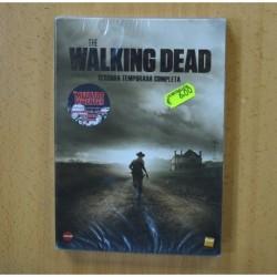 THE WALKING DEAD - SEGUNDA TEMPORADA - DVD