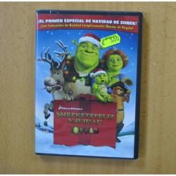 SHREKETEFELIZ NAVIDAD - DVD