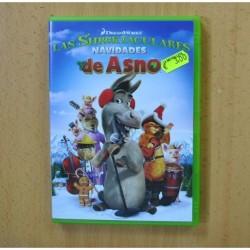 LAS SHREKTACULARES NAVIDADES DE ASNO - DVD