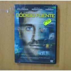 CODIGO FUENTE - DVD