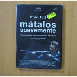 MATALOS SUAVEMENTE - DVD