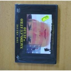 NACIDO EL CUATRO DE JULIO - DVD